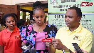 DC JOKATE atoa Millioni moja kwa wahanga wa MV Nyerere