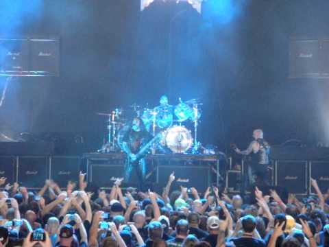 Slayer 'Disciple' live @ Mayhem Festival 2012- Atlanta, Ga 7.14.12