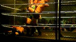 JEREMY AWESOME & NICK WONDER vs.  DAMIEN STORM & SUPERKICK FRANKIE WILLIAMSON