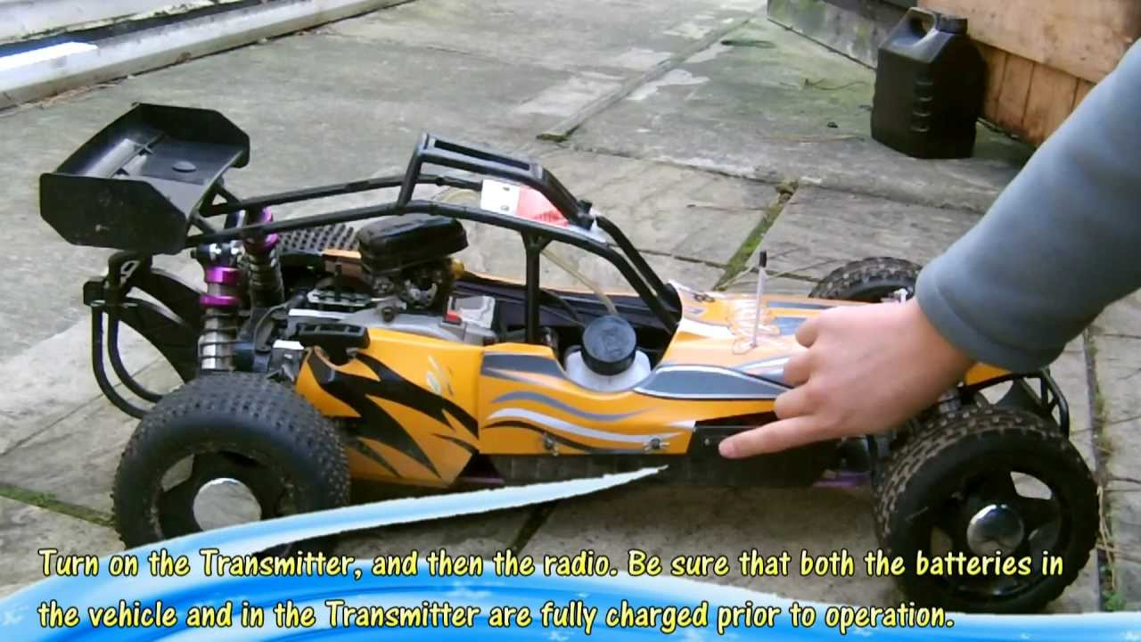 Stroke Rc Car For Sale