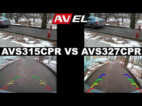 Демонстрация угла обзора камеры заднего вида AVS311CPR (180 CCD)из YouTube · Длительность: 31 с