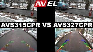 Сравнительный тест камер заднего вида с ИК-подсветкой и HD сенсором. Обзор парковочных камер.