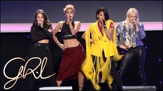 G.R.L. - Ugly Heart (Live) - Noble Awards - 19th Februari 2015