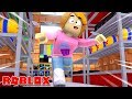 Roblox Escape The Toy Store Obby With Molly!
