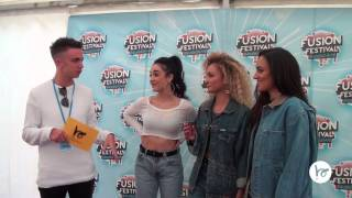 M.O interview with Buddybounce at Fusion Festival & answer some speed dating questions...
