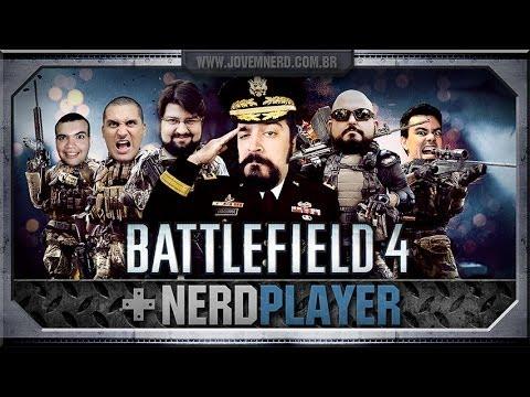 Battlefield 4 - Perdendo de ZERO | NerdPlayer 103