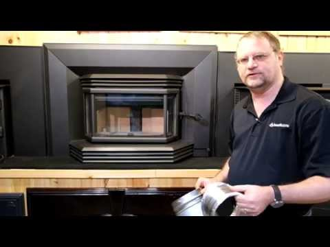 The Osburn 2200 Wood Burning Insert Review & Demo