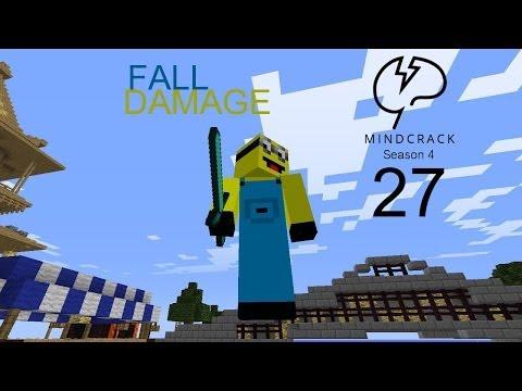 Fall Damage (mindcrack 4) - 27 - Death Games Double Cross