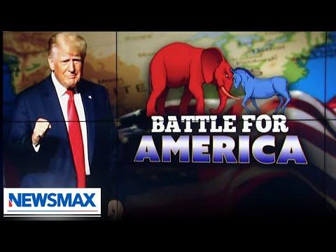 Trump battles for America | Rob Schmitt