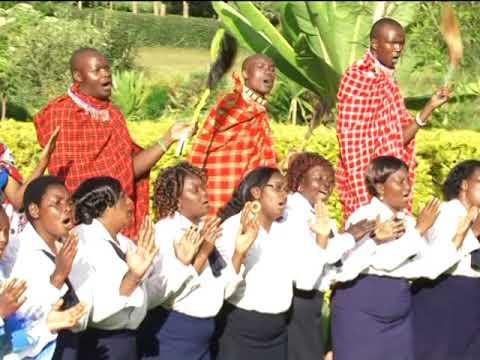 St. Cecilia Catholic Choir - Ngong Cathedral Ee Mungu Uniokoe