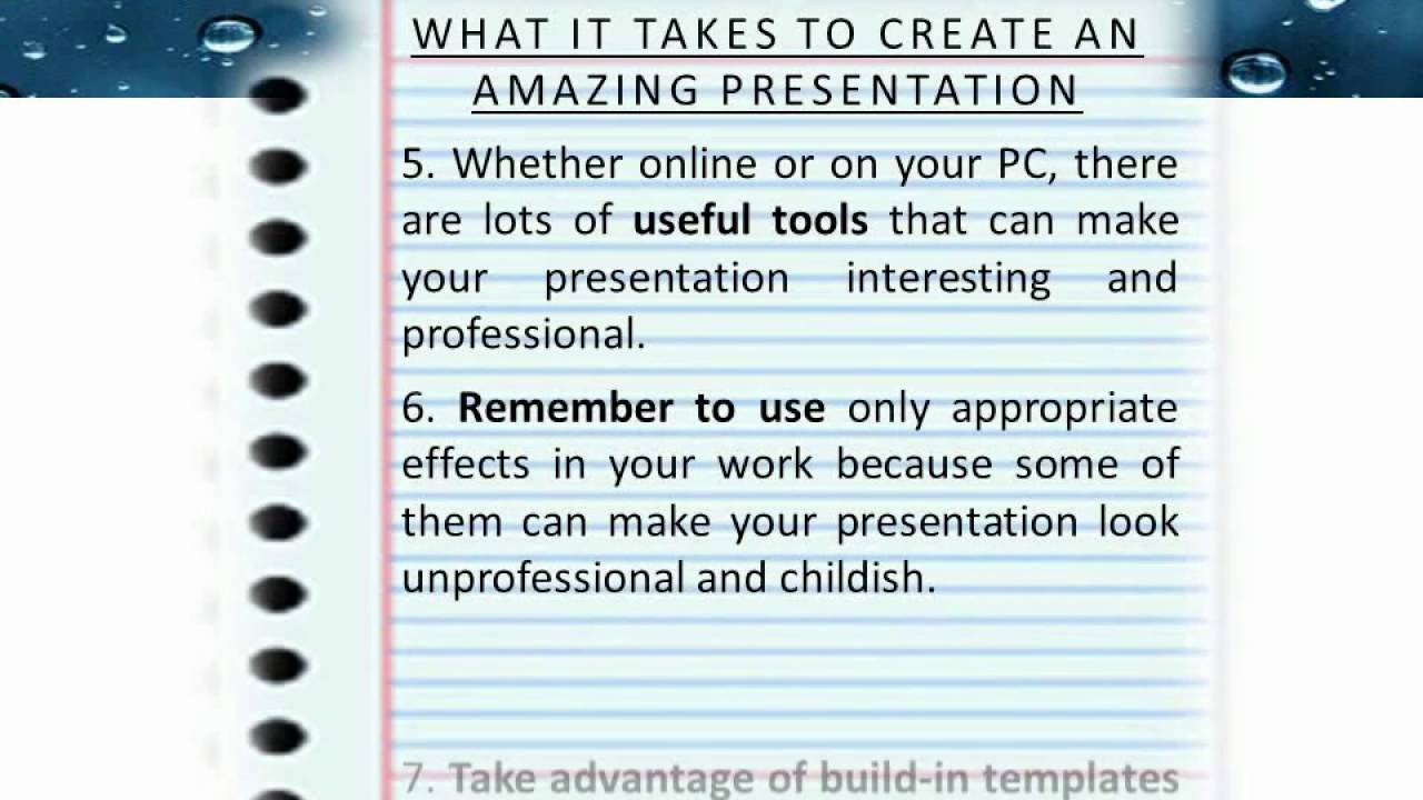 college presentation ideas Get access to college-planning handouts, checklists and more for students.