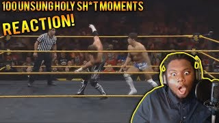 Baixar 100 Unsung Holy Sh*t Moments In WWE History! (Vol. 4) REACTION!!!
