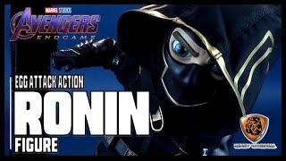 Beast kingdom Avengers Endgame Egg Attack Action Ronin PX Previews Exclusive | Video Review