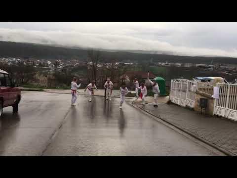 Un 'San Fermín' en el estado de alarma en Covaleda