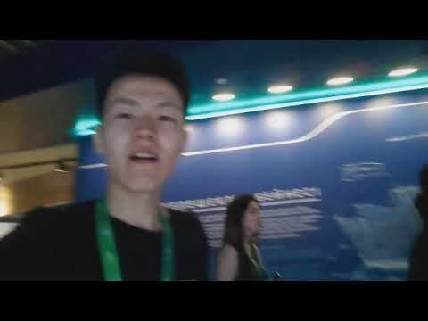 EXPO 2017 VLOG (Expo video blog) Expo Live Video and First Expo Tour (Episode 1)