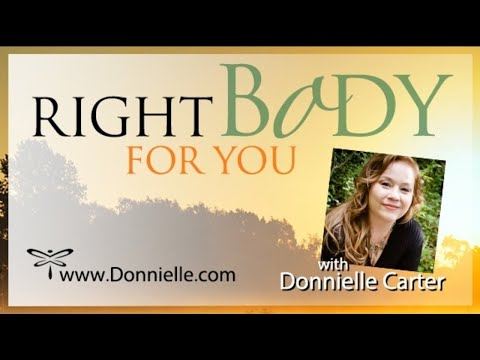 Creating Your Body from Acceptable Judgment ~ Donnielle Carter
