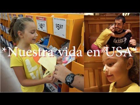 Comprando el material escolar para la vuelta al cole! (18/07/15) | Vlogs diarios