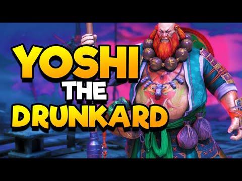 Yoshi the Drunkard | Fragment Summon Legendary | RAID SHADOW LEGENDS