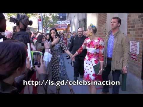 Katy Perry & BFF DJ Mia Moretti Enjoyed Broadway Show