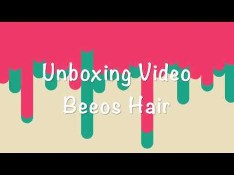 BLONDE BOO | Unboxing On BEEOS Hair From Aliexpress