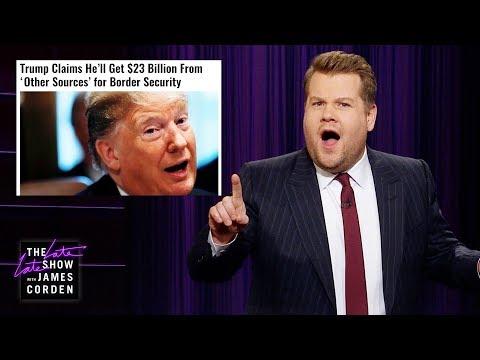 Trump Is Still Looking for His Border Wall Sugar Daddy