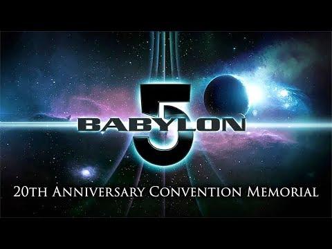 Babylon 5 - 20th Anniversary Convention memorial