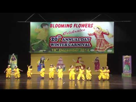 Krishna dance by kids