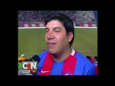 Deportes: Resumen del fútbol Paraguayo