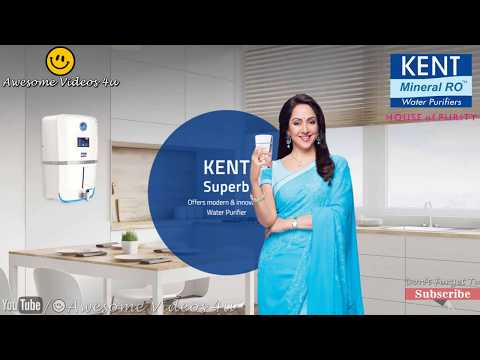Kent Superb RO+UV+UF Smart Water Purifier - 2018 | Features | Digital Kent RO Systems Ltd | Amazon
