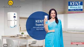 Kent Superb RO+UV+UF 9 Litre Smart Water Purifier | Features | Review | Digital KentROSystemsLtd