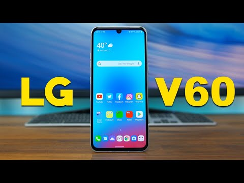 LG V60 ThinQ 5G: First Impressions