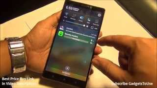 Lenovo Vibe Z2 Pro K920 Quick Review, User Interface, Camera, Price, Bend Test and Overview