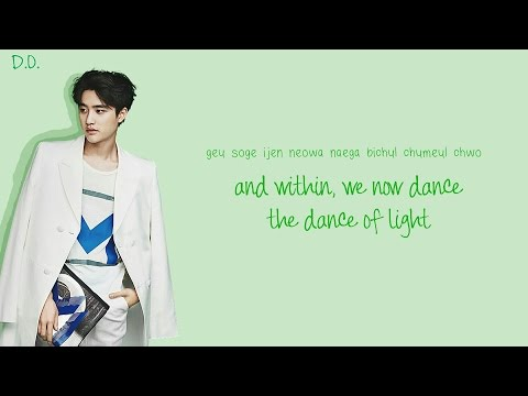 EXO (엑소) - Lightsaber Lyrics Color Coded (Eng & Rom)