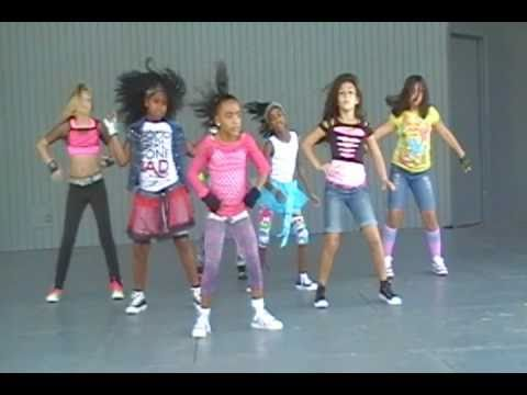 "Willow Smith - ""Whip My Hair"" choreography"