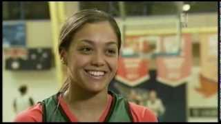 Leilani Mitchell's Basketball Journey Thumbnail