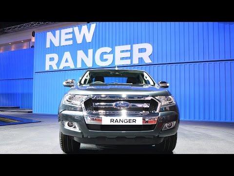 New Ford Ranger 2015 [ฟอร์ด เรนเจอร์ ใหม่] HD