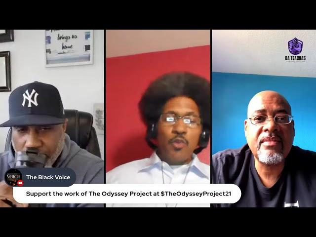 Da Teachas Talk Activism ~ Entrepreneurship & Personal Responsibility with David Harris