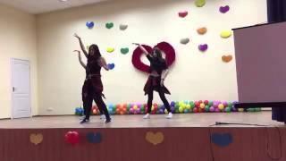 11 А День всех влюбленных ,танец