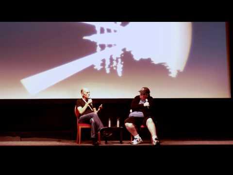 Michael Moore & Robert Stone at The Traverse City Film Festival