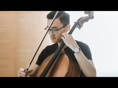 """Time After Time"" - Cyndi Lauper (Cello Cover by Nicholas Yee)"