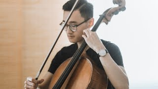 """""""Time After Time"""" - Cyndi Lauper (Cello Cover by Nicholas Yee)"""