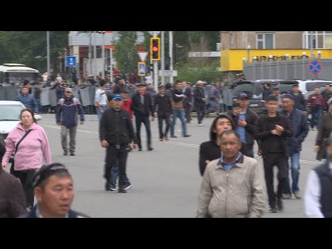'Clear violation of freedoms' in Kazakhstan vote: OSCE   AFP