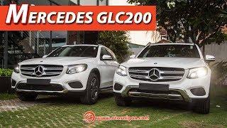 So sánh Mercedes-Benz GLC 200 mới với GLC 250