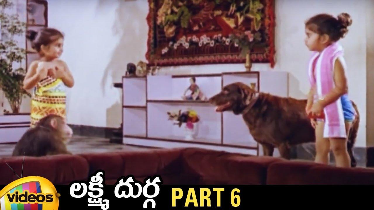 Download Lakshmi Durga Telugu Full Movie HD   Nizhalgal Ravi   Baby Shamili   Senthil   Part 6   Mango Videos