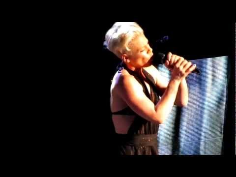 03-08-13 Pink - Louisville, Ky - Learn to Love Again