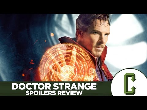 Doctor Strange Spoilers Review