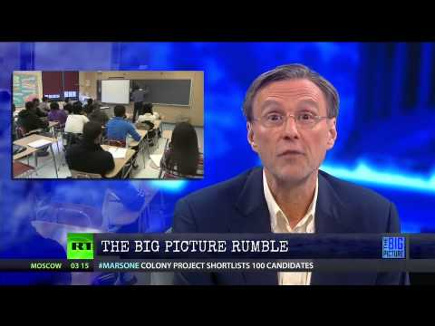 Patrick Hedger on Thom Hartmann
