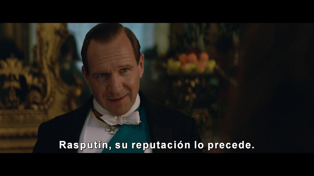 KING'S MAN: EL ORIGEN - The King's Man | Trailer - Sub: esp.