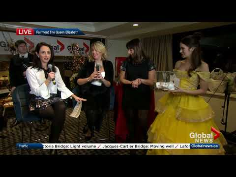 Global Montreal Morning feat. Lisette L Montreal