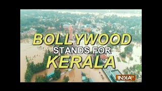 Bollywood celebs donate for Kerala Flood Relief work